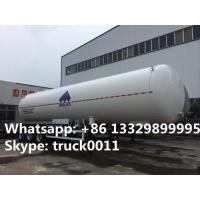 Buy cheap China best price and high quality lpg gas tank semitrailer for sale, high quality and best price CLW propane gas trailer from wholesalers
