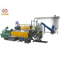 Buy cheap High Performance Waste Plastic Recycling Machine For PVC Transparent Bottle Materials from wholesalers