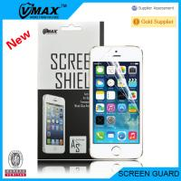 Buy cheap Factory price Anti Smudge screen protector for iPhone 5s oem/odm(AA+ high quality) from wholesalers