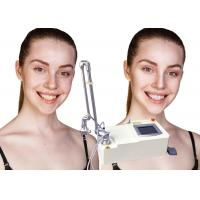 Buy cheap Intelligent Acne Scar Removal Machine Laser Resurfacing Machine 12mm * 12mm Spot Size from wholesalers