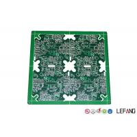 Buy cheap Lead Free High Frequency PCB Board Multilayer 1 OZ Copper For Communication from wholesalers