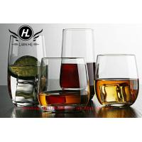 Buy cheap wholesale cheap glassware cup drinking glass custom cafe latte glass cup with logo coffee from wholesalers