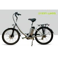 classic city cruiser bicycle electric bike 26 inch wheel. Black Bedroom Furniture Sets. Home Design Ideas