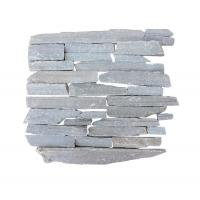 Buy cheap Natural Building Material Cutting Edge Cultural Slate Tile Cheap Slate Stacked Stone from wholesalers