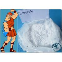 Buy cheap Anti Estrogen White Steroid Powder Femara Letrozole for Treatment Disease from wholesalers