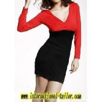 Buy cheap Waist Sexy Tight Package Hip Dress (YD-006) from wholesalers