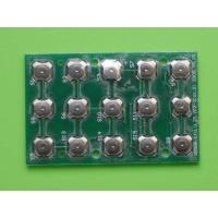 Buy cheap PCB membrane switch suitable for machine from wholesalers