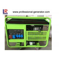 Buy cheap 10kw - 20kw Multifuel Standby Gasoline Generators with Closed Water Cooling from wholesalers