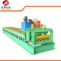 Buy cheap 57-177-910 Circular Arch Automatic Corrugated Iron Roofing Sheet Making Machine from wholesalers