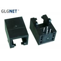 Buy cheap Female RJ11 6P4C Connector Latch Down RJ11 4 Pin Connector For Telephone from wholesalers