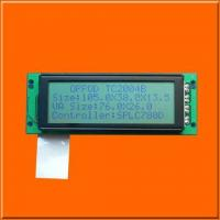 Buy cheap 20x4 Character LCD from wholesalers