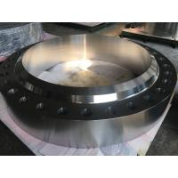 Buy cheap Steel Flanges ASME SA-182 Gr.F321H,FVC Forging,RTJ HB (Nut Stop),For Chemical Industry application from wholesalers