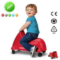 Buy cheap Four Wheels Baby Scooter, Baby Car, Baby Swing Car, Kids Toy from wholesalers