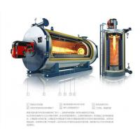 Buy cheap Horizontal Gas Fired Electric Thermal Oil Boiler 300kw For Wood , Less Water from wholesalers