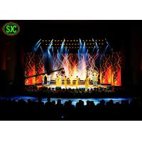 Buy cheap P3 indoor full color Stage Music Rental Use Concert LED Screen,stage led screen from wholesalers