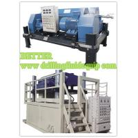 Buy cheap BETTER Drilling Waste Management High Speed VFD Decanter Centrifuge from wholesalers