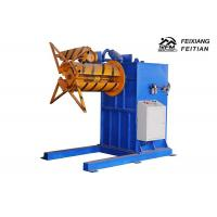 FX-E Roll Forming Equipment Single Head Sheet Metal Decoiler Machine/ Electric Uncoiler