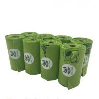 Buy cheap Customized Biodegradable Plastic Dog Poop Pet Waste Bag Earth Friendly Bags from wholesalers