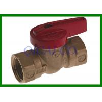 Buy cheap Make all kinds of Gas Shut Off Valve / LPG parts as per your drawing from wholesalers
