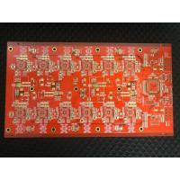 Buy cheap Aluminum Multilayer PCB Board FR4 Car Circuit Board Double Layer 0.4mm Thickness product