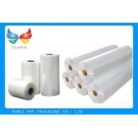 Buy cheap Center Folded  Plastic POF Shrink Film Excellent Printing For Multi Pack from wholesalers