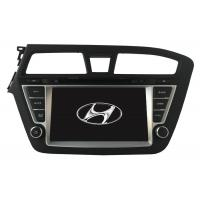 Buy cheap HYUNDAI I20 2015 LHD Android 10.0 Double Din Car Stereo Car DVD GPS Radio Navigation Support DAB HYD-8566GDA from wholesalers
