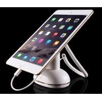 Buy cheap COMER tablet security counter display magnetic stand with led light alarm sensor and charging cables from wholesalers