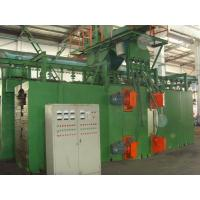 Buy cheap 11 KW Shot Blasting Machine Cleaning Surfaces Of Casting / Forging from wholesalers