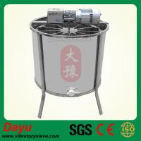 Buy cheap Dz Series Beekeeping Equipment Reversible Electricical 12 Frames Honey Extractoral from wholesalers