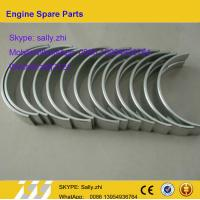 Buy cheap sdlg Crankshaft Main Bearing C3944153, 4110000081253, engine spare parts  for Dongfeng CUMM1NS 6CT Engine from wholesalers