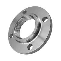 Buy cheap CS SS Threaded Flange For Urban / Industrial Building Machinery from wholesalers