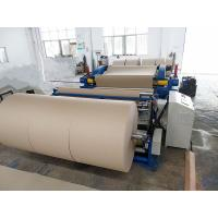 Buy cheap Slitting machine,Kraft Paper Slitting and rewinding machine FC2500 (Max unwinding paper reel width 2500mm) from wholesalers