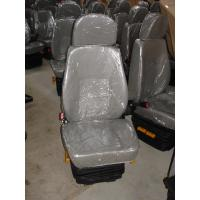 Buy cheap 490MM Wide Coach Driver Bus Passenger Seat Comfortable With Armrest / Headrest from wholesalers
