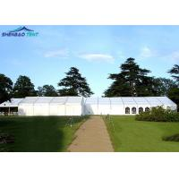 Buy cheap Flame Retardant Waterproof Party Tent 1000 Person Tent With ABC System from wholesalers