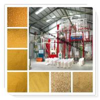 Buy cheap Corn flour processing equipment,corn flour processing machinery from wholesalers