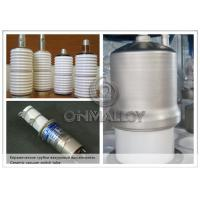 Buy cheap Sealing Ceramic Vacuum Switch Fe Ni Co Alloy Ceramic - To - Metal from wholesalers