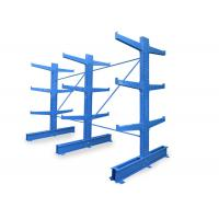Buy cheap 500KG Warehouse Storage Shelves With Adjustable Layer Heavy Duty Cantilever Racks from wholesalers