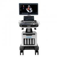 Buy cheap Trolley Ultrasound machine 4D echo Color Doppler scanner machine model T70 from wholesalers