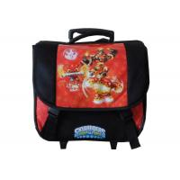Buy cheap skylanders boys trolley school bag school bags on wheels