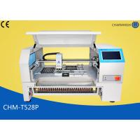 Buy cheap CHMT528P Auto Feeder SMT Pick And Place Equipment , 2 Cameras Pnp SMT Surface Mount System from wholesalers
