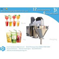 Buy cheap Automatic MilkJuiceJelly TopCorner Spout Doypack Stand up Pouch Packing Machine from wholesalers