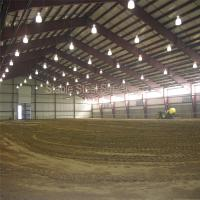 Buy cheap Prefab Steel Metal Building Kit for Horse Riding Arena,basket ball hall from wholesalers