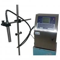 Buy cheap Date Batch Serial Code Inkjet Marking Equipment 180 Meter Per Minute Speed from wholesalers