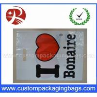 Buy cheap Heavy Duty Die Cut Handle Printing On Plastic Bags For Shopping HDB10 from wholesalers