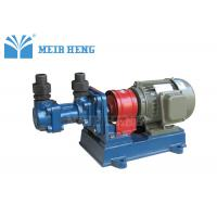 Buy cheap Small Screw Oil Transfer Pump / Rotary Positive Displacement Pumps For Lubrication Oil from wholesalers