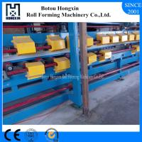 Buy cheap 11 Rows Roller Sandwich Panel Machine Line, Sheet Metal Roll Forming Machines from wholesalers