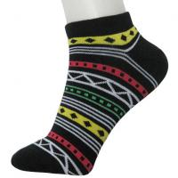 Buy cheap custom socks ,design socks ,logo socks,Mens Colored Ankle Socks from wholesalers