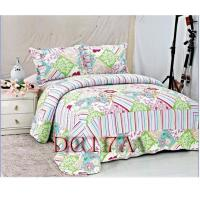 Buy cheap Cotton & Polyester Patchwork Bedding Sets Cotton Patchwork Quilts Duvet Cover Set Bedding Set from wholesalers