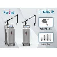 Buy cheap Glass Tube & RF Tube Fractional Co2 Laser Scar Removal & Skin Resurfacing Machine from wholesalers