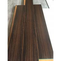 Buy cheap 8.3mm,Ac3 HDF Laminated Wood Flooring.8mm oak wood grain laminate flooring. from wholesalers